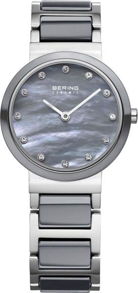 Женские часы Bering ber-10725-789 sjw женский стальной браслет со вставками cb030