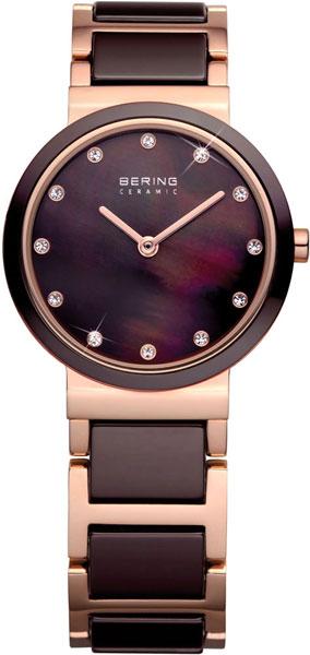 Женские часы Bering ber-10729-765 bering ber 10729 742 bering