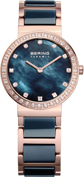 Женские часы Bering ber-10729-767 bering ber 10729 742 bering