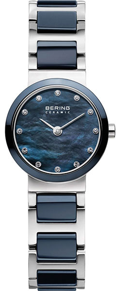Женские часы Bering ber-10729-787 sjw женский стальной браслет со вставками cb030