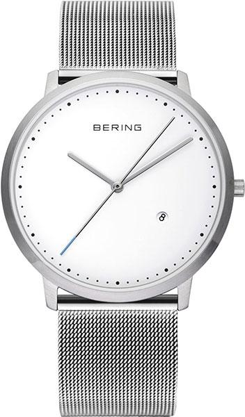 Мужские часы Bering ber-11139-004 bering ber 13139 539 bering