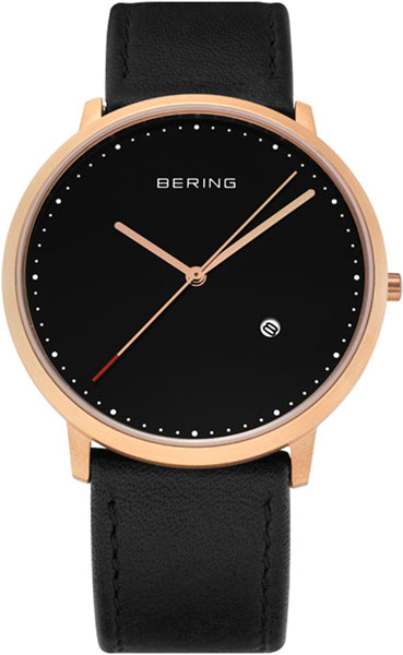 Мужские часы Bering ber-11139-462 bering classic 11139 534