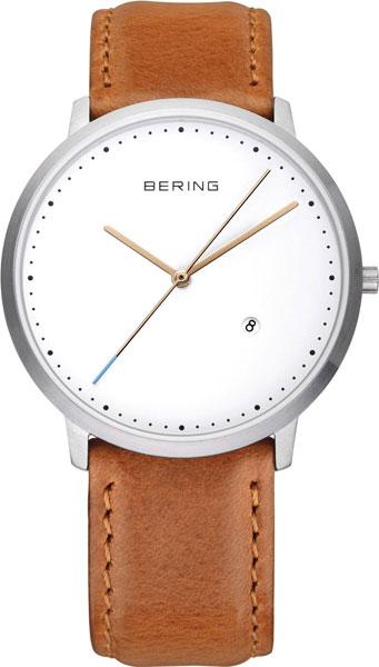 цена Мужские часы Bering ber-11139-504-ucenka онлайн в 2017 году