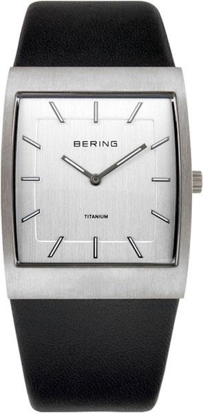 цена  Мужские часы Bering ber-11233-400  онлайн в 2017 году