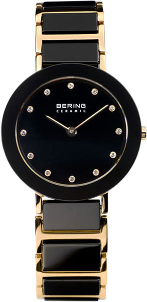 Женские часы Bering ber-11429-746 bering часы bering 11429 787 коллекция ceramic