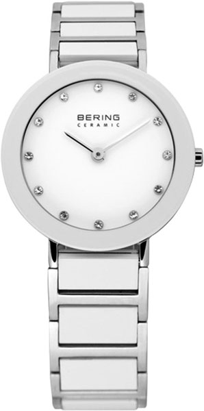Женские часы Bering ber-11429-754 bering часы bering 11429 787 коллекция ceramic