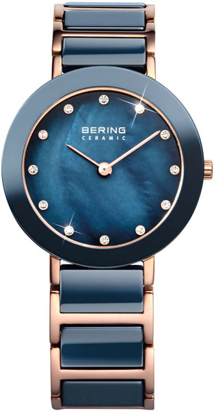 Женские часы Bering ber-11429-767 женские часы bering ber 11429 765