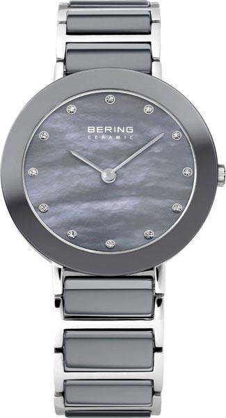 Женские часы Bering ber-11429-789 bering часы bering 11429 789 коллекция ceramic