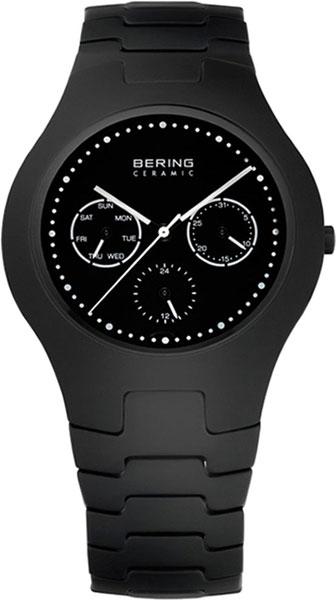 Мужские часы Bering ber-11538-742 ahava набор идеальные партнёры набор идеальные партнёры