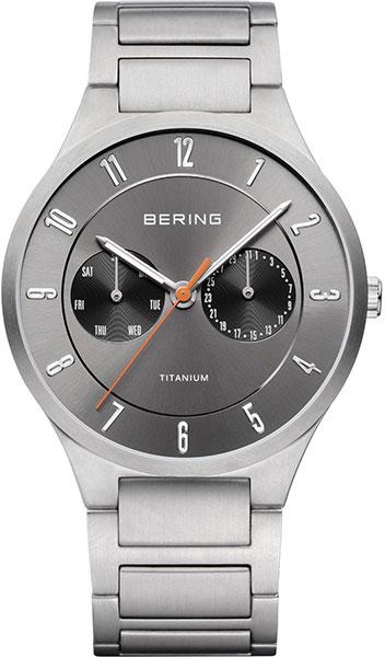 Мужские часы Bering ber-11539-779 женские часы bering ber 11435 765