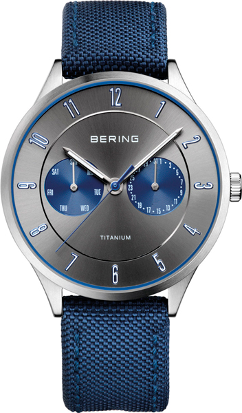 Мужские часы Bering ber-11539-873 женские часы bering ber 11435 765