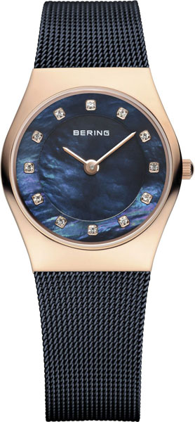 Женские часы Bering ber-11927-367 браслет стальной к часам маурицио