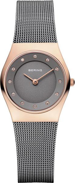 Женские часы Bering ber-11927-369 браслет стальной к часам маурицио