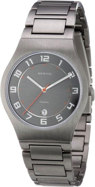 Мужские часы Bering ber-11937-707 bering часы bering 11937 227 коллекция titanium