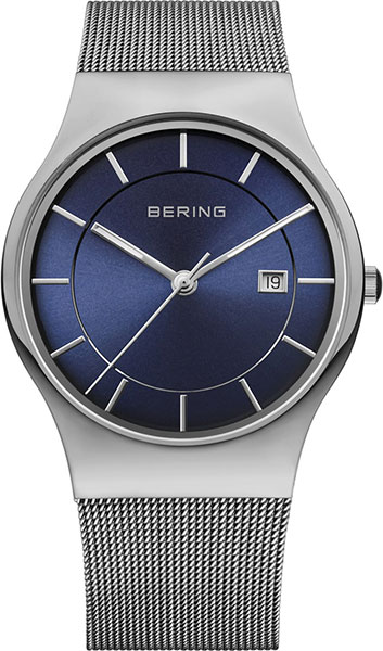 Мужские часы Bering ber-11938-003 женские часы bering ber 11435 765