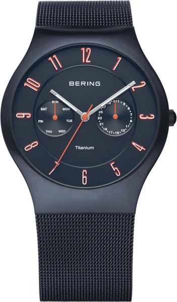 Мужские часы Bering ber-11939-393 bering titanium 11939 078