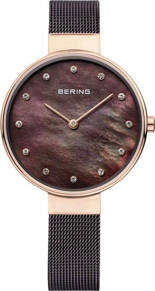Женские часы Bering ber-12034-265 браслет стальной к часам маурицио