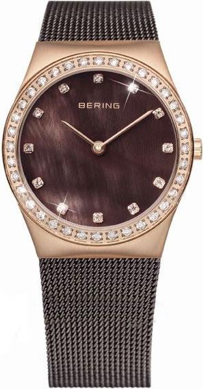 Женские часы Bering ber-12426-262 браслет стальной к часам маурицио