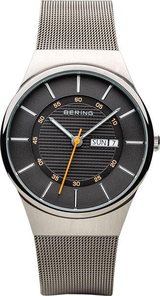 Мужские часы Bering ber-12939-077 цена и фото