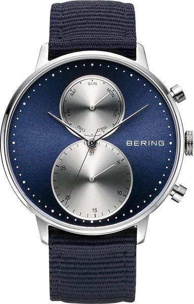 Мужские часы Bering ber-13242-507 женские часы bering ber 11435 765