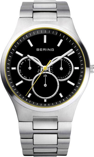 цена  Мужские часы Bering ber-13841-702  онлайн в 2017 году