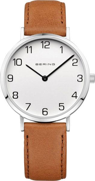 цена Женские часы Bering ber-13934-504 онлайн в 2017 году