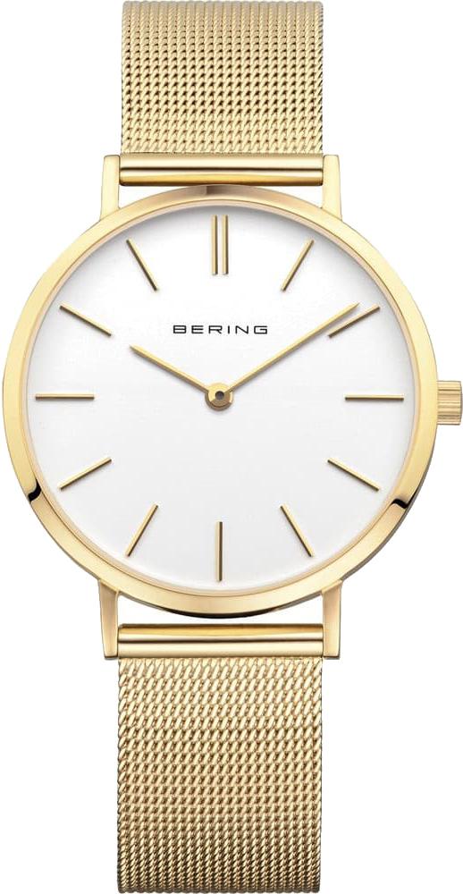цена Женские часы Bering ber-14134-331 онлайн в 2017 году