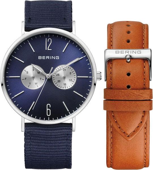 лучшая цена Мужские часы Bering ber-14240-507