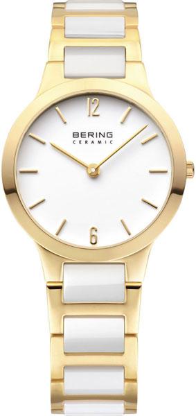 Женские часы Bering ber-30329-751 женские часы bering ber 30329 754