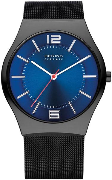 Мужские часы Bering ber-32039-447 cтяжка пластиковая gembird nytfr 150x3 6 150мм черный 100шт
