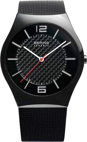 Мужские часы Bering ber-32039-449 davines освежающий бальзам после солнца для тела с экстрактом перечной мяты 150 мл