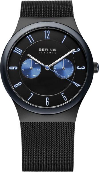 Мужские часы Bering ber-32139-227 владимир михановский дно мира