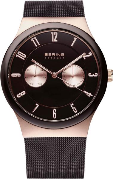 Мужские часы Bering ber-32139-265 bering ceramic 32139 265