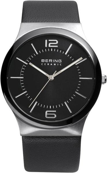 Мужские часы Bering ber-32239-000 мужские часы bering ber 32239 242