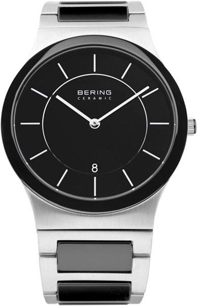 Мужские часы Bering ber-32538-447 Женские часы L Duchen D791.22.38