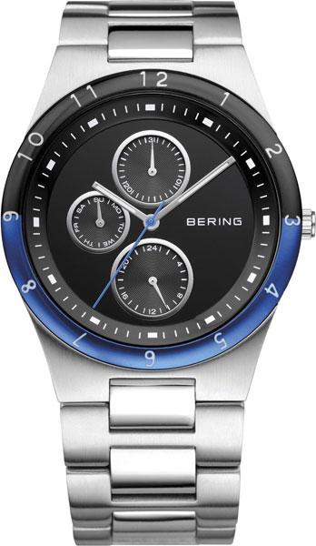 цена  Мужские часы Bering ber-32339-702  онлайн в 2017 году