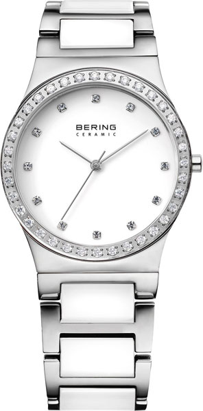 Женские часы Bering ber-32435-754 bering ceramic 32435 754