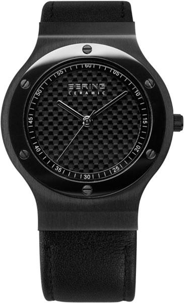 цена Мужские часы Bering ber-32538-449 онлайн в 2017 году