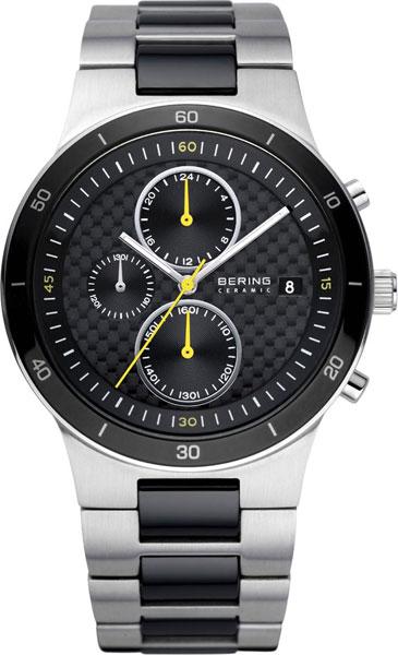 Мужские часы Bering ber-33341-749 женские часы bering ber 11435 749