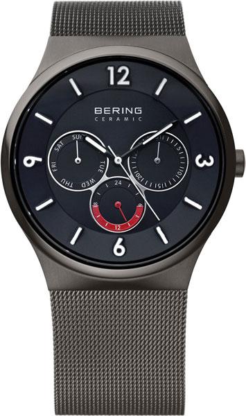 цена  Мужские часы Bering ber-33440-077  онлайн в 2017 году