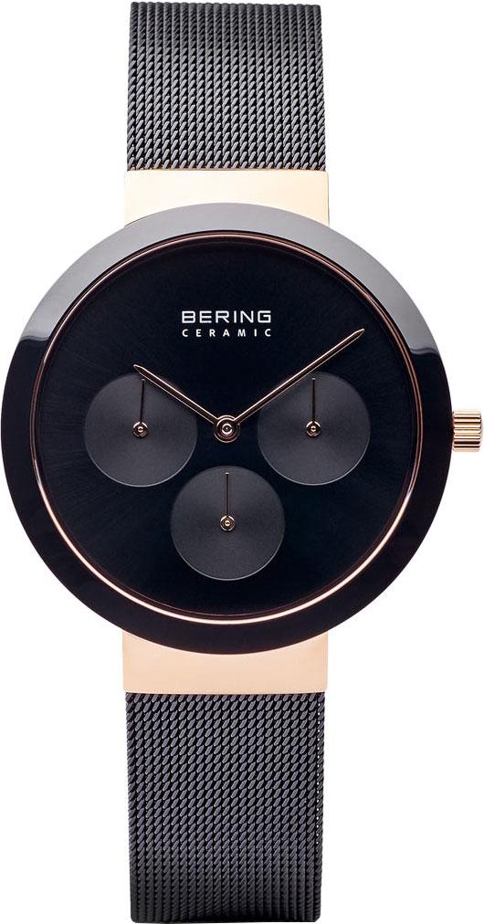 Женские часы Bering ber-35036-166 наручные часы bering 35036 367