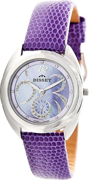 Купить Наручные часы BSAD41SIMV03BX  Женские наручные швейцарские часы в коллекции Modern Bisset