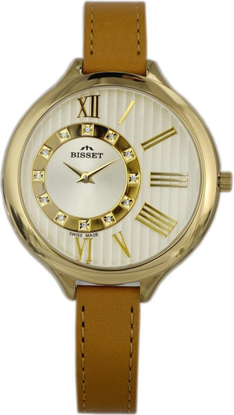 Женские часы Bisset BSAE20GRGX03BX женские часы bisset bsac95gigx03bx