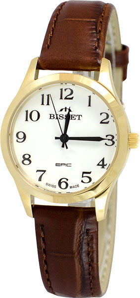 цена  Женские часы Bisset BSAE39GAWX05BX  онлайн в 2017 году