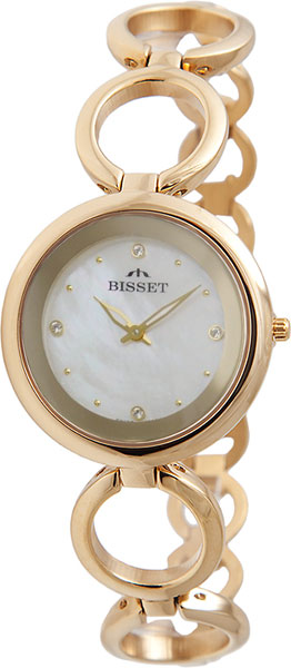 где купить Женские часы Bisset BSBD39GIMX03BX по лучшей цене