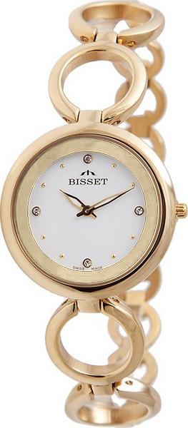 цена  Женские часы Bisset BSBD39GIWX03BX  онлайн в 2017 году