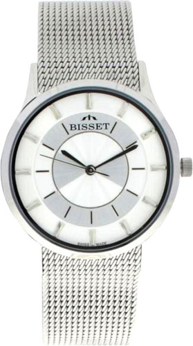 цена  Женские часы Bisset BSBD63SISX03BX  онлайн в 2017 году