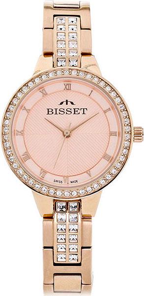 цена Женские часы Bisset BSBE07RRRX03BX онлайн в 2017 году