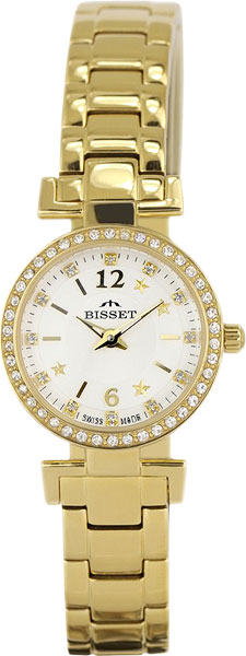 цена Женские часы Bisset BSBE08GIWX03BX онлайн в 2017 году
