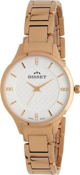 Женские часы Bisset BSBE45RISX03BX bisset bisset bscd24tibr05ax